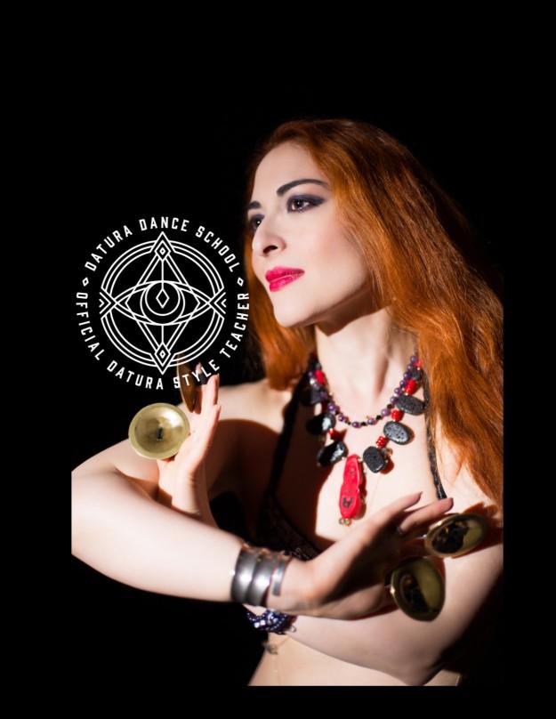Sahra Datura Cymbals